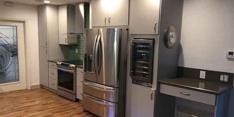 Master Kitchen Cabinets Granite And Tile In Plantation Fl